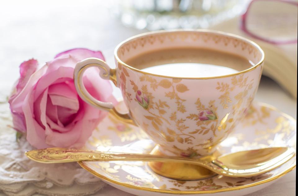 Tè con la Regina