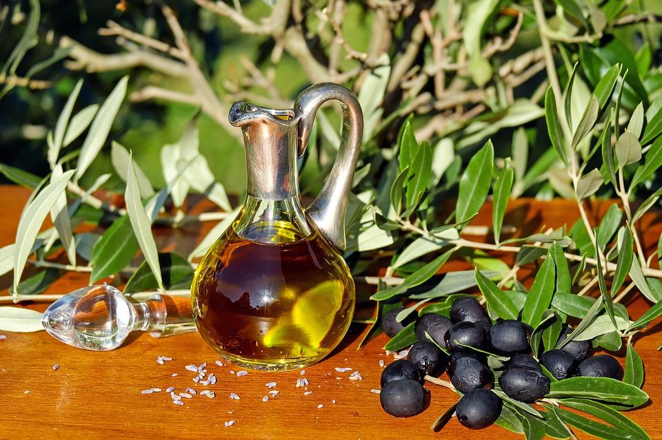 Olio d'oliva estero promosso