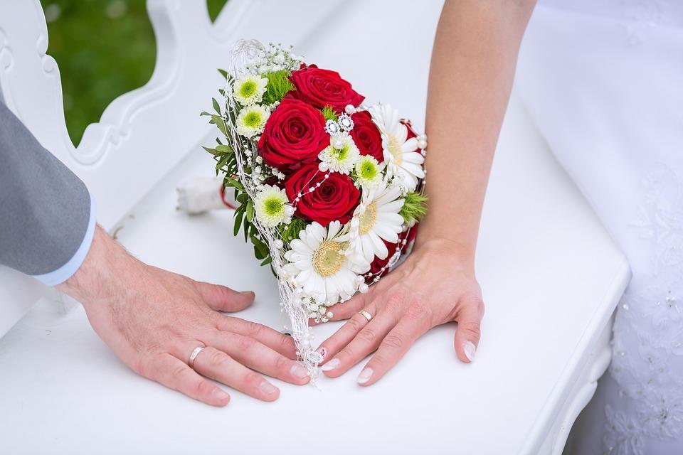 Tipi di celebrazione matrimonio